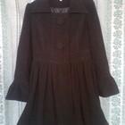 Пальто для девочки, Состояние новое размер 158,164