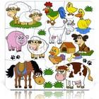 Пазлы «Домашние животные» 9 эл. Бомик