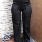 черные класические брюки 40 размера