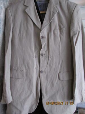 пиджак мужской р 52 евр