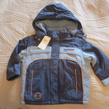 куртка осень или еврозима от 2 до 6 лет новая LC Waikiki