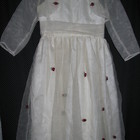 Нарядное платье для девочки 8-10 лет.