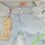 Модные очень стильные брендовые джинсы PULL & BEAR оригинал