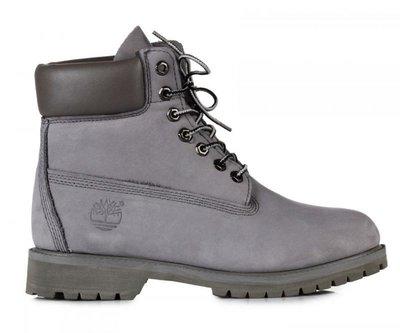 Ботинки Classic Timberland 6 inch Grey Boots