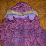 Демисезонная куртка С&a 128-134