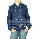 Шикарный бушлат-короткое пальто размер M-L