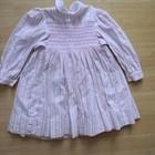 платье нарядное на девочку 1-2 года отл. сост. обмен