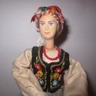 Коллекционная кукла Польша