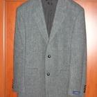 Элитный твидовый пиджак Harris Tweed. Шотландия. Новый