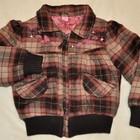 Куртка ADAMS Girl демисезонная р. 110 на 4 - 5 лет.