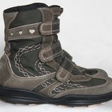 Ботинки, сапоги GEOX Gore-Tex р.36 стелька 23 см