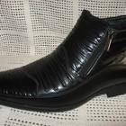 Зимние ботинки натур. кожа натур. мех BROOMAN оригинал р.37,39 мод.32СН