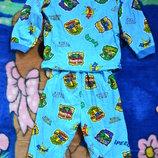 пижамка на 4-5 лет