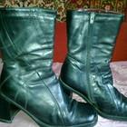 Полусапожки,ботинки демисезонные размер 37 б/у