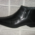 Зимние ботинки натур. кожа натур. мех BAGATTO р.39-45 мод.99