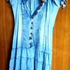 СРОЧНО НОВАЯ ЦЕНА Джинсовое платье.только продажа