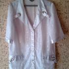 Блузка легкая, не жаркая