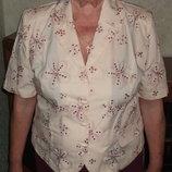 Красивейшая блузка кофта жакет р.54/56 - супер