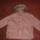 Новая Оригинальная осенняя куртка GEORGE на 128-134 см