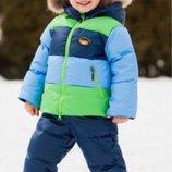 Детские зимние комбинезоны для девочки от 1 до 6 лет
