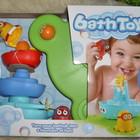 Лучший подарок Супер игрушка для ванной фонтан есть Видео В Наличии