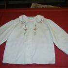 продам блузка-вышиванка 2-4г
