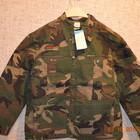 Мужская куртка демисезонная новая Германия ПОГ-56см
