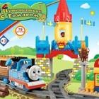 Железная дорога-конструктор Путешествие с Томасом 79 деталей