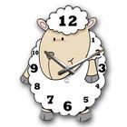 Часы Настенные Детские Dolly