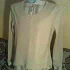 Свитер,кофта,джемпер,гольф,блуза,блузка,футболка женский размер 42/14 фирма Next Турция , б у