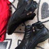 Мужские Зимние Ботинки На Цегейке Р 42 по стельке 27см