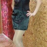 Маленькое черное платье р.хс-с как новое