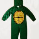 Карнавальный костюм Черепашка, Дракон, Лягушонок на 4-5-6 лет. Зеленій Новогодний костюм.