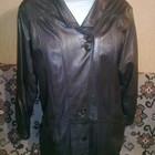 Куртка женская из натуральной кожи размер 50 б/у Цена Снижена