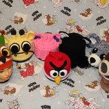 Детские шапки, шарфы, комплекты ручной работы. В наличии под заказ.