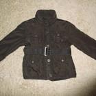Красивая деми курточка для девочки на рост 92-98 см Review Kids