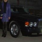 Костюм кожаный пиджак куртка и юбка размер 34-36 XS-S