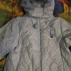 Куртка зимняя на девочку 98 см