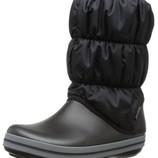 Женские зимние сапоги Crocs Winter puff boot, все размеры.