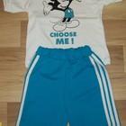 Новый костюм с Микки р86-92