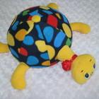 Мягкая игрушка - подушка черепаха Соня