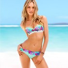 В наличии Цветастый купальник с пуш-ап от Victoria s Secret