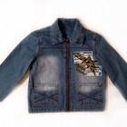 Джинсовая куртка, пиджак Gee Jay на 3-4 года.