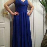 Красивое вечернее платье.48-50 рр. Платье на 5 .