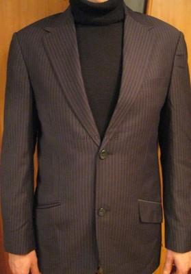 Красивый мужской пиджак