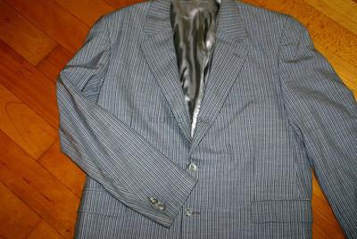 Отличный мужской фирменный пиджак состояние нового разм 50 52