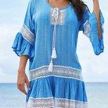 Пляжное платье в наличии в разных цветах
