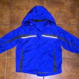 Куртка весенняя легкая, ветровка на 110-116 см