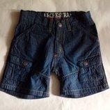 Новые. Шорты Orchestra на 7-8-9 лет. Франция. Стильные шортики, облегченный джинс.