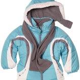 Теплая зимняя куртка для девочки 5-6 лет. London Fog.Англия